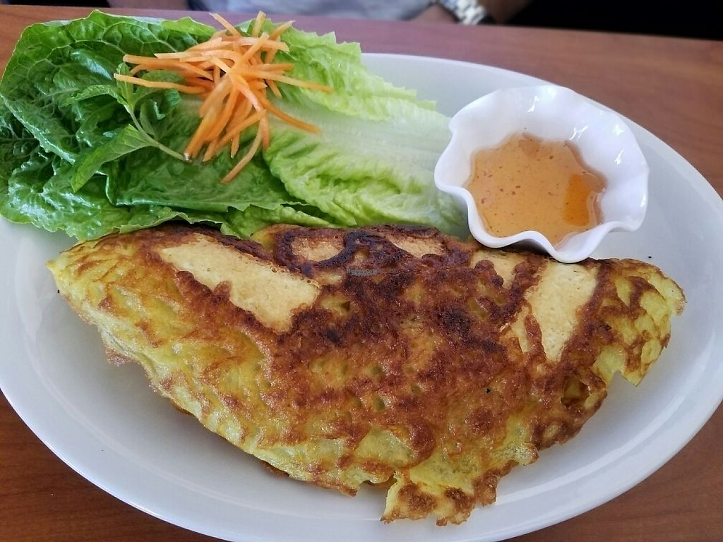 """Photo of Thai Meal  by <a href=""""/members/profile/MoniqueGS"""">MoniqueGS</a> <br/>Vegan crèpes <br/> March 9, 2017  - <a href='/contact/abuse/image/52884/234676'>Report</a>"""