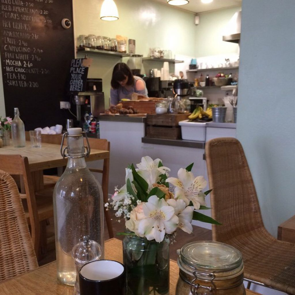 """Photo of CLOSED: Black Bear Cafe  by <a href=""""/members/profile/CiaraSlevin"""">CiaraSlevin</a> <br/>inside  <br/> August 23, 2016  - <a href='/contact/abuse/image/52889/171057'>Report</a>"""
