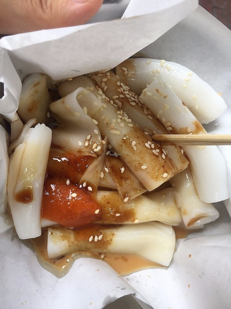 "Photo of Affinity Vegetarian  by <a href=""/members/profile/SamanthaIngridHo"">SamanthaIngridHo</a> <br/>Rice rolls <br/> June 17, 2017  - <a href='/contact/abuse/image/52908/269994'>Report</a>"