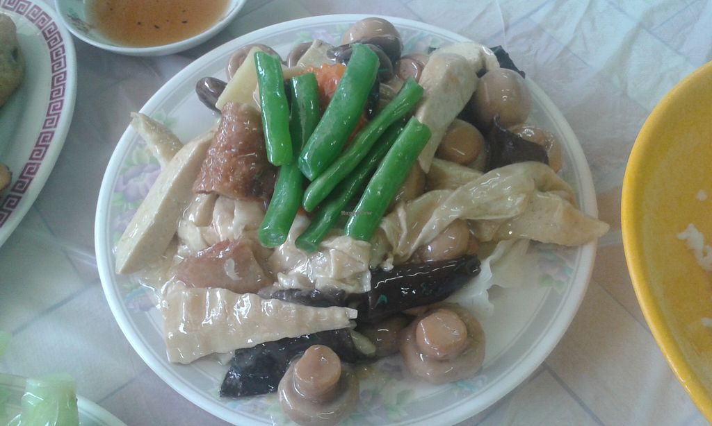 "Photo of Ching Leung Fat Yuen Ching Yan Siu Chok  by <a href=""/members/profile/Stevie"">Stevie</a> <br/>Tofu & assorted veg <br/> August 16, 2015  - <a href='/contact/abuse/image/52915/113821'>Report</a>"