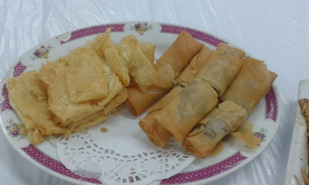 """Photo of Ching Chung Koon  by <a href=""""/members/profile/Stevie"""">Stevie</a> <br/>Bean curd sheets & spring rolls <br/> July 18, 2015  - <a href='/contact/abuse/image/52916/109762'>Report</a>"""