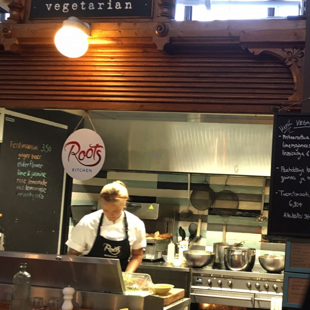 """Photo of Roots Kitchen  by <a href=""""/members/profile/Windlekins"""">Windlekins</a> <br/>Roots <br/> August 3, 2016  - <a href='/contact/abuse/image/52926/164960'>Report</a>"""
