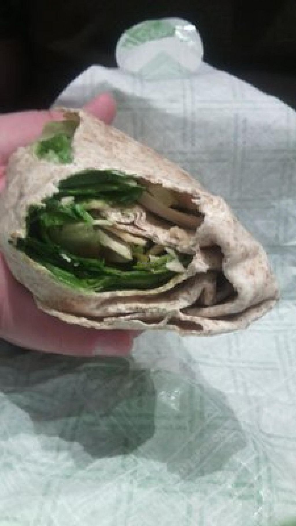 "Photo of freshii  by <a href=""/members/profile/QuothTheRaven"">QuothTheRaven</a> <br/>Vegan wrap <br/> November 15, 2014  - <a href='/contact/abuse/image/52942/85738'>Report</a>"