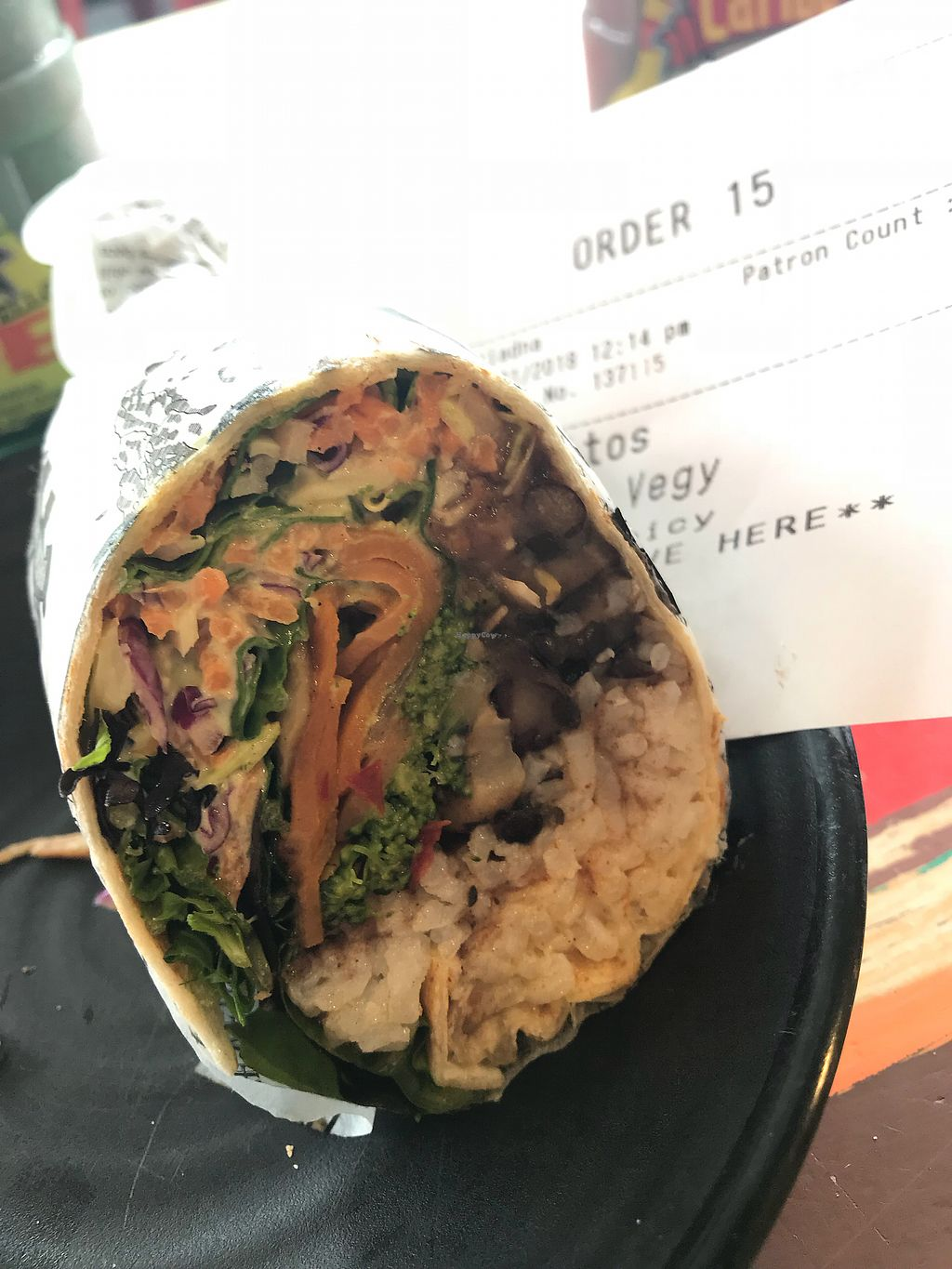 """Photo of Caribe Latin Kitchen  by <a href=""""/members/profile/tulips.and.trains"""">tulips.and.trains</a> <br/>EAT THIS!!! <br/> January 6, 2018  - <a href='/contact/abuse/image/52953/343511'>Report</a>"""
