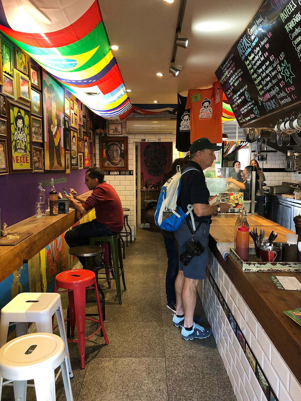 """Photo of Caribe Latin Kitchen  by <a href=""""/members/profile/ben_eitel"""">ben_eitel</a> <br/>A warm Mexican-Latino feel <br/> March 11, 2018  - <a href='/contact/abuse/image/52953/369104'>Report</a>"""