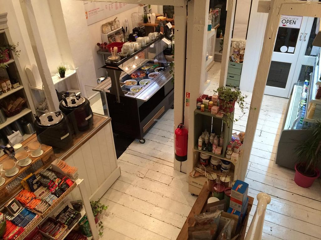 """Photo of Spa Juice Bar - Greenwich  by <a href=""""/members/profile/bethany_m"""">bethany_m</a> <br/>MyDetoxDiet Greenwich <br/> November 20, 2014  - <a href='/contact/abuse/image/52958/86076'>Report</a>"""