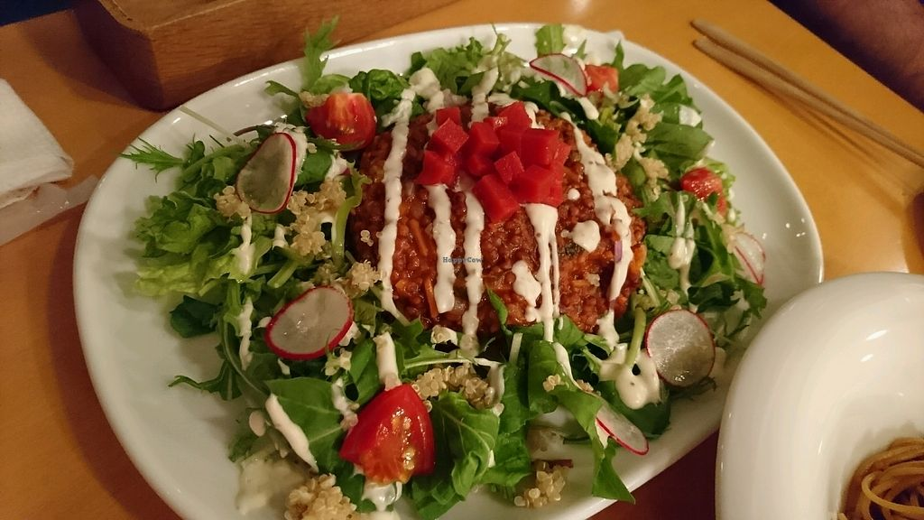 """Photo of Nagisa Warms  by <a href=""""/members/profile/Ika"""">Ika</a> <br/>Vegan taco rice  <br/> November 19, 2017  - <a href='/contact/abuse/image/53033/327124'>Report</a>"""