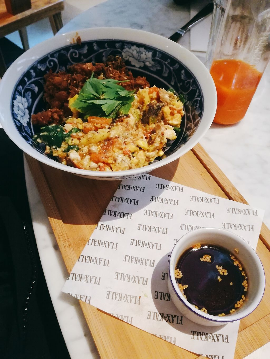 """Photo of Flax & Kale - Placa Castella  by <a href=""""/members/profile/Mdme.%20Mariais"""">Mdme. Mariais</a> <br/>Japanese style scramble dish <br/> December 11, 2017  - <a href='/contact/abuse/image/53077/334470'>Report</a>"""