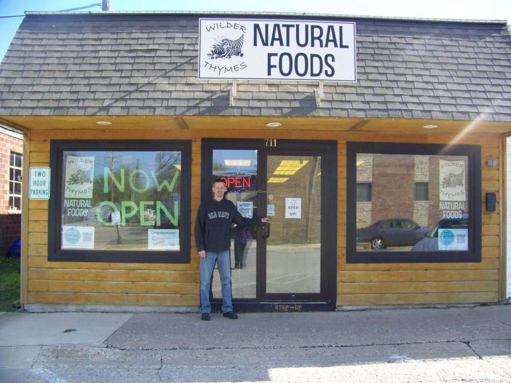 """Photo of Wilder Thymes Natural Foods  by <a href=""""/members/profile/community"""">community</a> <br/>Wilder Thymes Natural Foods <br/> November 15, 2014  - <a href='/contact/abuse/image/53091/85663'>Report</a>"""