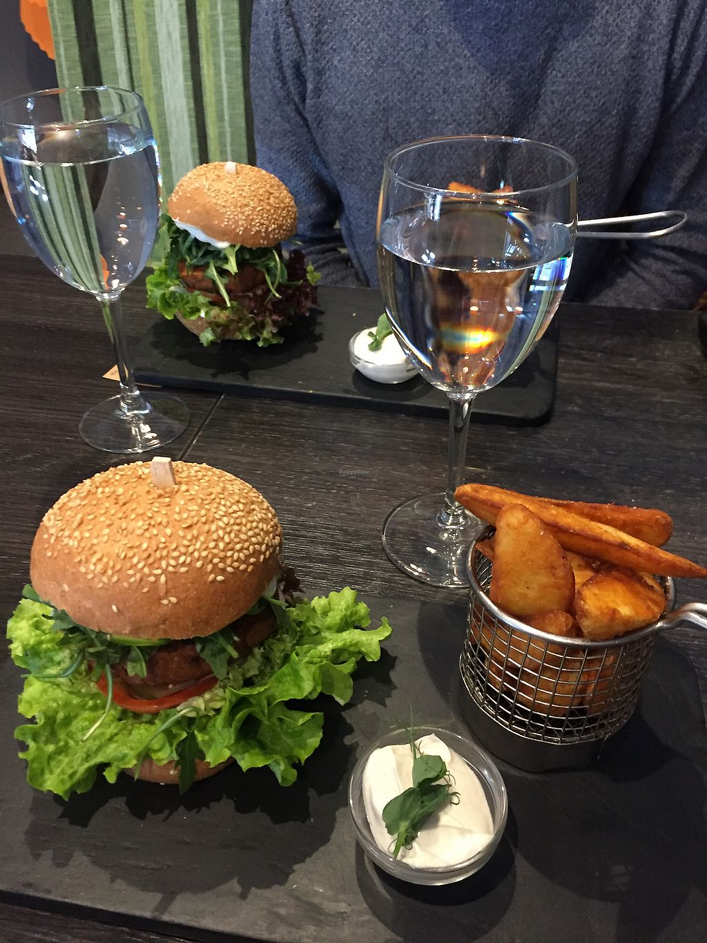 """Photo of Fat Pumpkin  by <a href=""""/members/profile/AliseKrasovska"""">AliseKrasovska</a> <br/>Amazing burgers! <br/> April 5, 2018  - <a href='/contact/abuse/image/53101/381047'>Report</a>"""