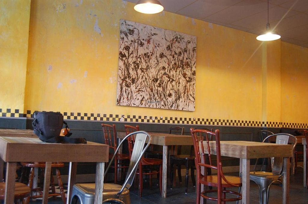 """Photo of CLOSED: Einstein Cafe  by <a href=""""/members/profile/sean28"""">sean28</a> <br/>cosy environment <br/> November 22, 2014  - <a href='/contact/abuse/image/53125/86255'>Report</a>"""