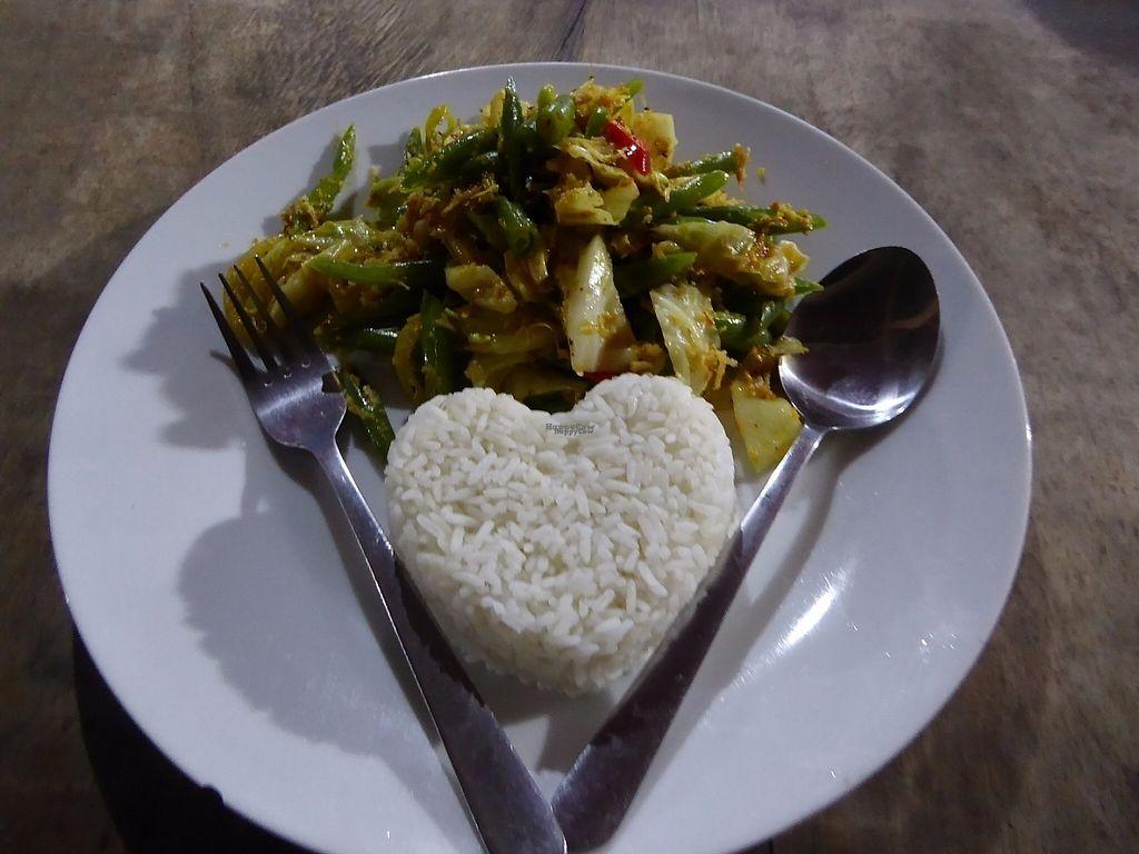 "Photo of Maria's Boemboe Bali Warung  by <a href=""/members/profile/VeganNatascha"">VeganNatascha</a> <br/>Urap (scharf!) <br/> January 26, 2017  - <a href='/contact/abuse/image/53142/217412'>Report</a>"