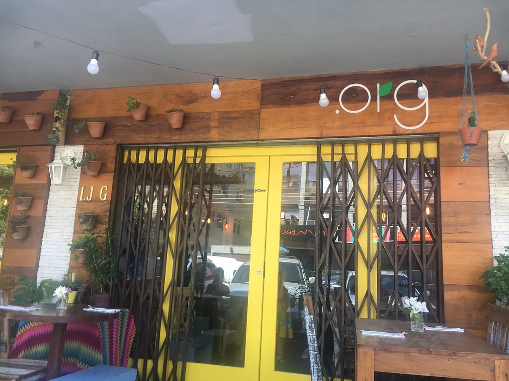 """Photo of Org Bistro  by <a href=""""/members/profile/reesebergeron"""">reesebergeron</a> <br/>store front <br/> September 14, 2017  - <a href='/contact/abuse/image/53158/304324'>Report</a>"""
