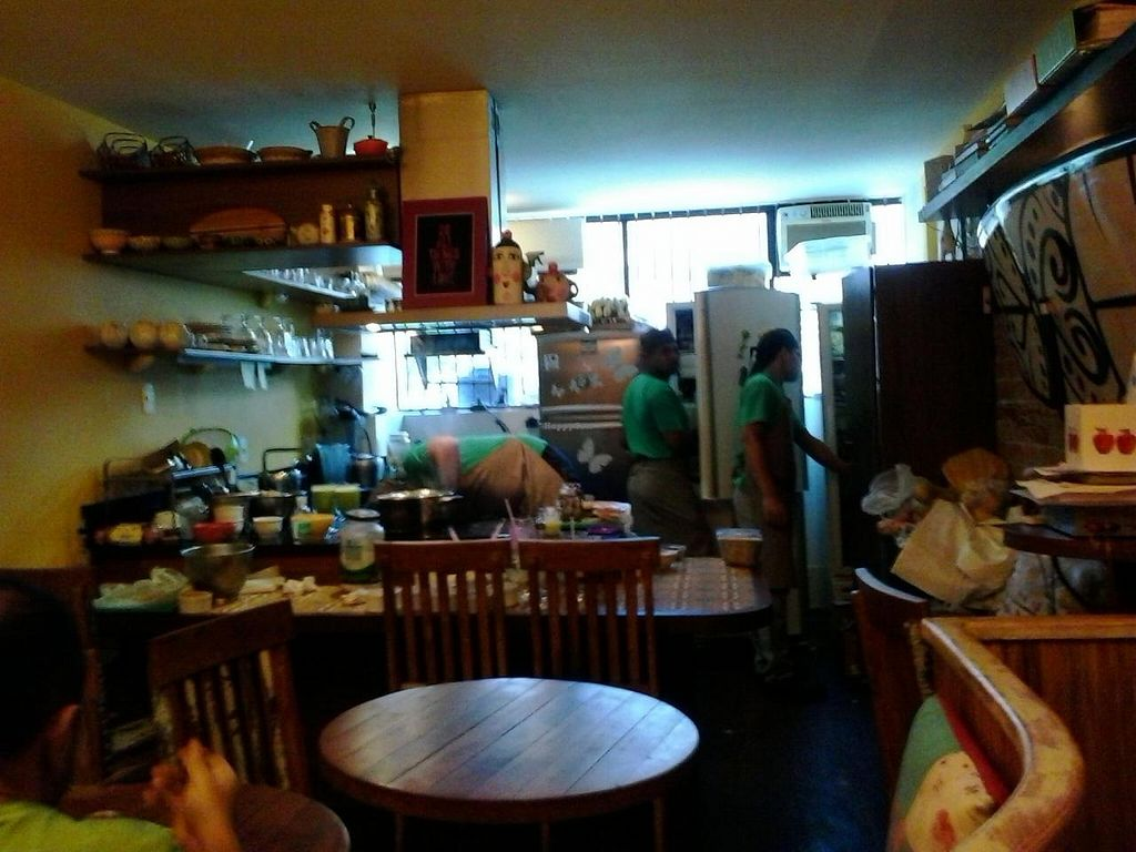 """Photo of Org Bistro  by <a href=""""/members/profile/laranjatomate"""">laranjatomate</a> <br/>Upper floor in other angle <br/> March 19, 2015  - <a href='/contact/abuse/image/53158/96197'>Report</a>"""