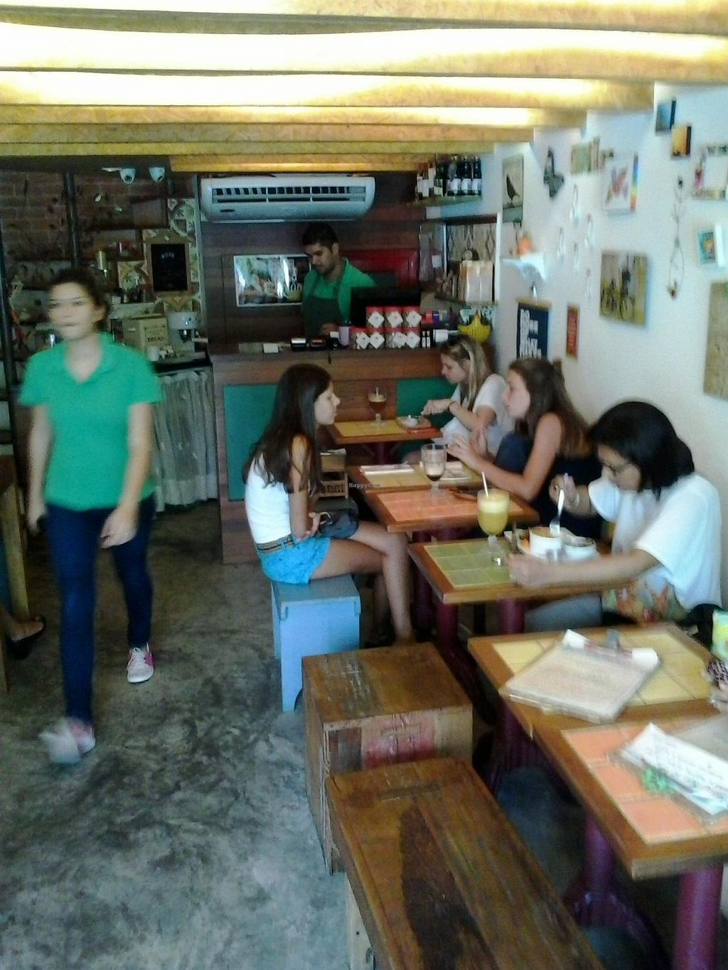 """Photo of Org Bistro  by <a href=""""/members/profile/laranjatomate"""">laranjatomate</a> <br/>First floor (at street level) <br/> March 19, 2015  - <a href='/contact/abuse/image/53158/96198'>Report</a>"""