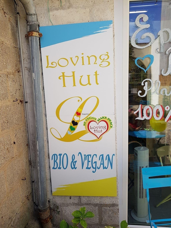 "Photo of Loving Hut Epicerie Bio Vegan  by <a href=""/members/profile/jokasagu"">jokasagu</a> <br/>new name- loving hut <br/> August 1, 2017  - <a href='/contact/abuse/image/53175/287602'>Report</a>"