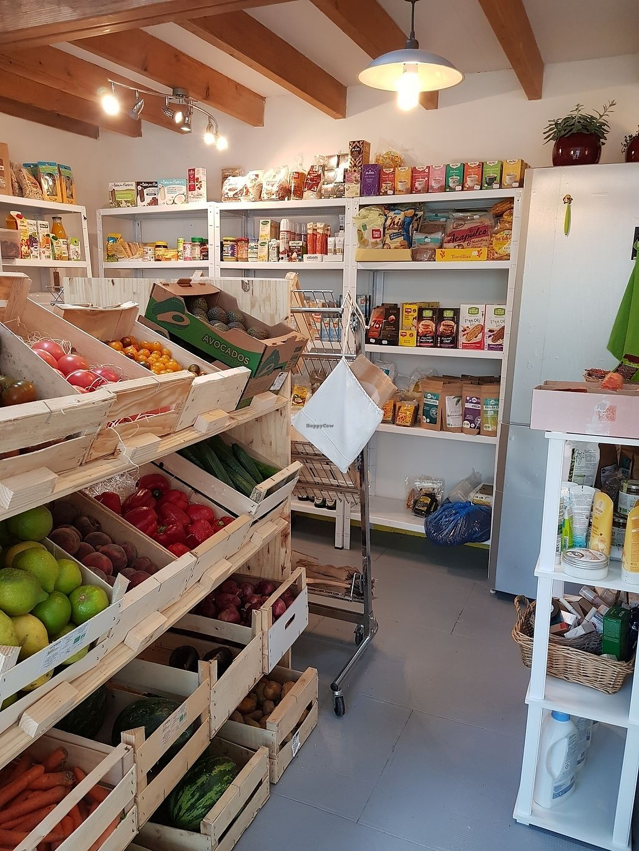 "Photo of Loving Hut Epicerie Bio Vegan  by <a href=""/members/profile/jokasagu"">jokasagu</a> <br/>little store- all vegan <br/> August 1, 2017  - <a href='/contact/abuse/image/53175/287609'>Report</a>"