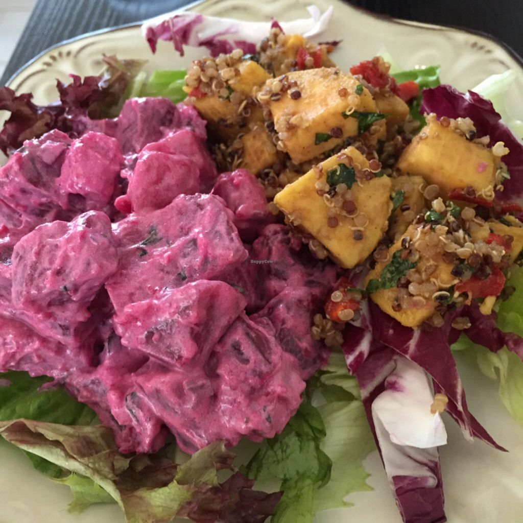 """Photo of Veggie Macau  by <a href=""""/members/profile/drunkentiger"""">drunkentiger</a> <br/>salad <br/> November 10, 2015  - <a href='/contact/abuse/image/53199/124567'>Report</a>"""