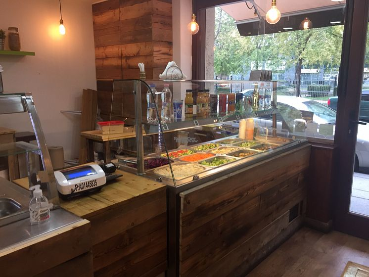 """Photo of Olive Tree Hummus Express  by <a href=""""/members/profile/americanvegan"""">americanvegan</a> <br/>Olive Tree Hummus Original <br/> October 11, 2016  - <a href='/contact/abuse/image/53229/181380'>Report</a>"""