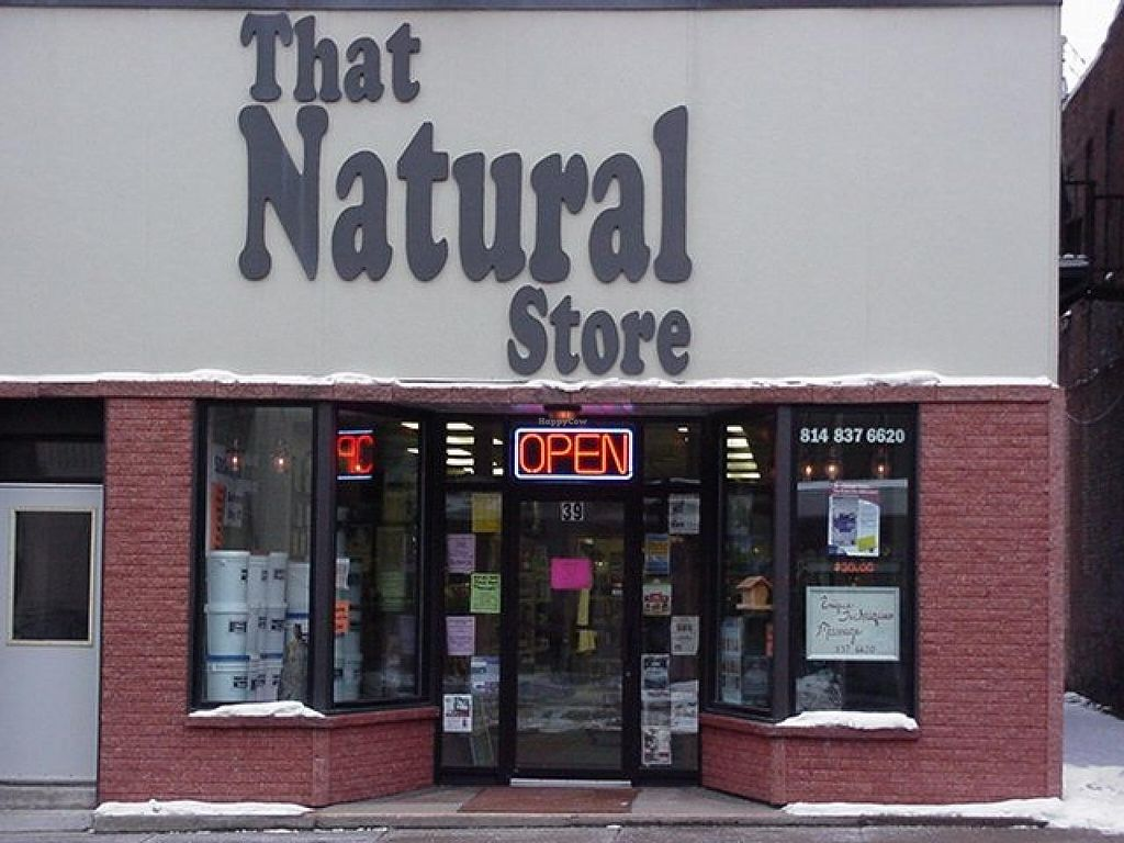 "Photo of That Natural Store  by <a href=""/members/profile/community"">community</a> <br/>That Natural Store
