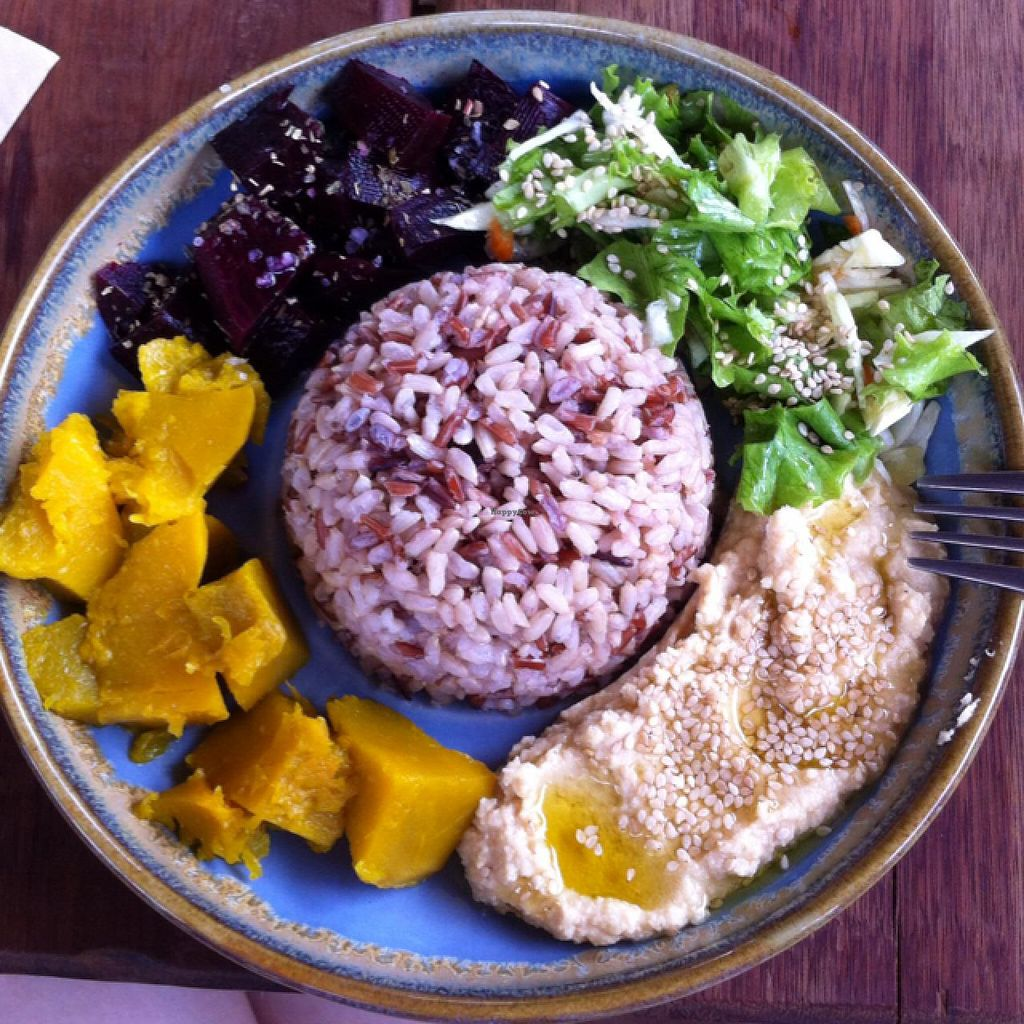 "Photo of Akasha Home Restaurant  by <a href=""/members/profile/RebekkaPetersen"">RebekkaPetersen</a> <br/>small vegetarian set  <br/> April 20, 2015  - <a href='/contact/abuse/image/53254/99682'>Report</a>"