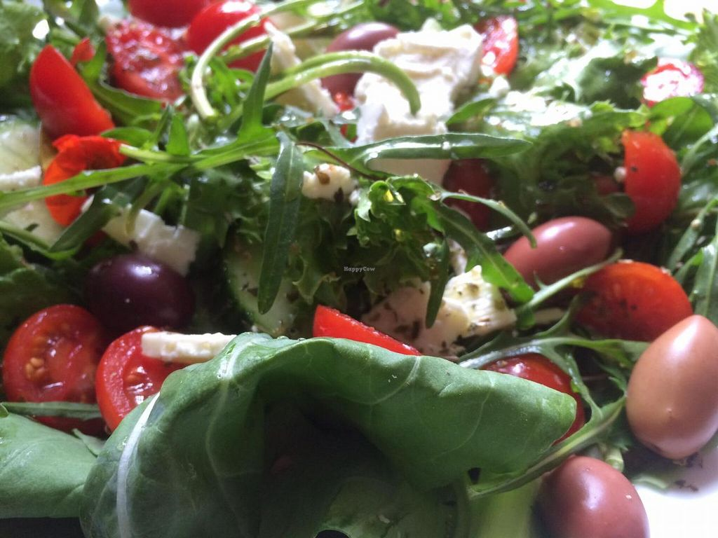 "Photo of Mourne Manor Organics  by <a href=""/members/profile/Ash26"">Ash26</a> <br/>Greek salad made from produce delivered by Mourne Manor Organics  <br/> November 27, 2014  - <a href='/contact/abuse/image/53282/86627'>Report</a>"
