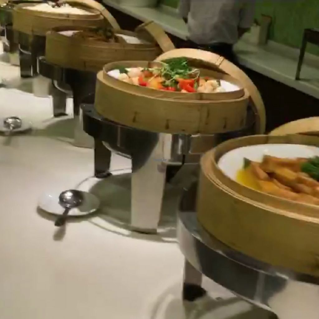 """Photo of Sky Hotel Kota Kinabalu - Green Table  by <a href=""""/members/profile/Spaghetti_monster"""">Spaghetti_monster</a> <br/>weekend evening buffet <br/> March 13, 2017  - <a href='/contact/abuse/image/53301/235742'>Report</a>"""