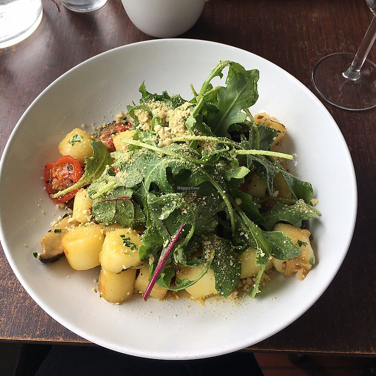"Photo of Sova Vegan Butcher  by <a href=""/members/profile/TatiMC"">TatiMC</a> <br/>Potato Gnocchi <br/> June 19, 2017  - <a href='/contact/abuse/image/53343/271088'>Report</a>"