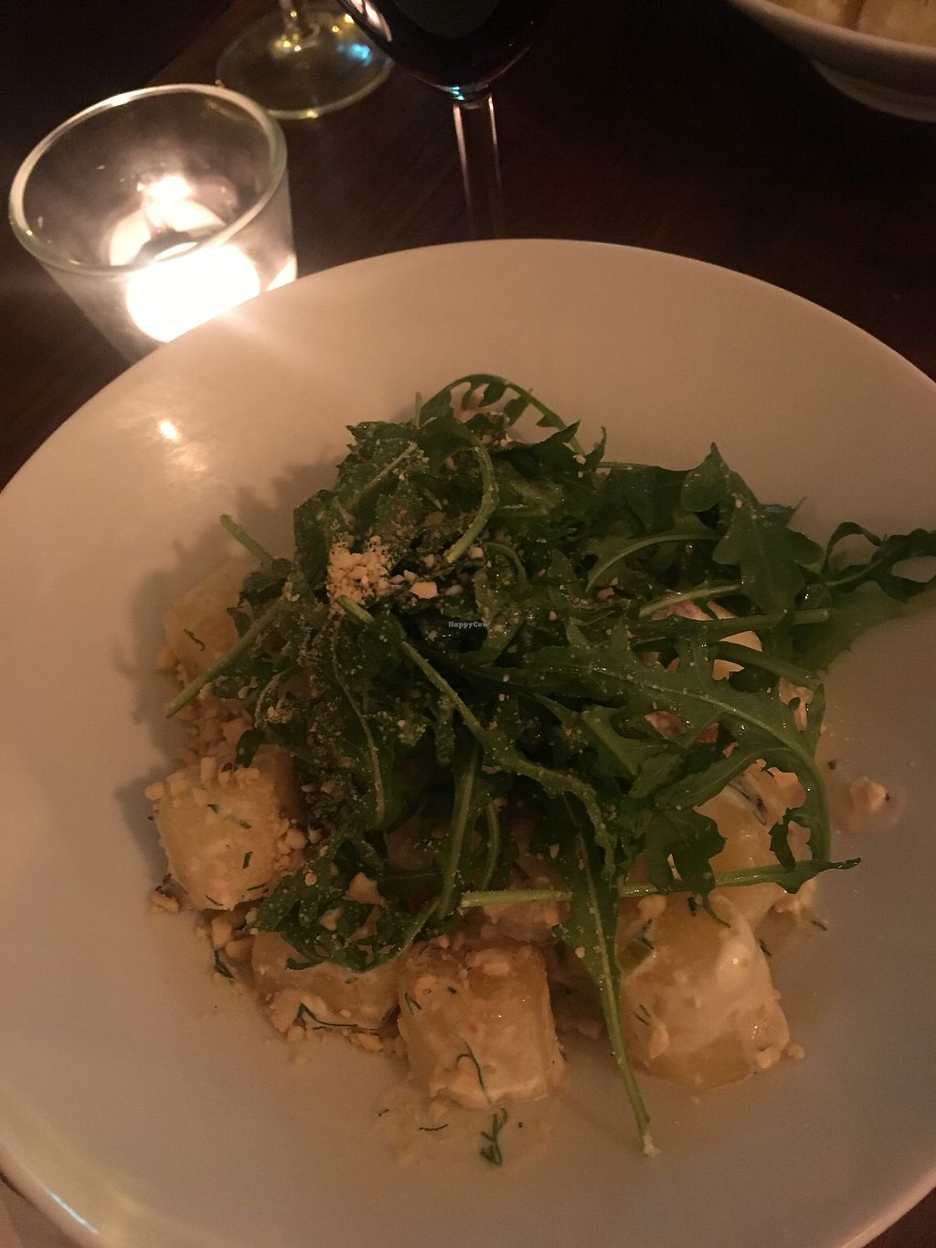 "Photo of Sova Vegan Butcher  by <a href=""/members/profile/tsubbass"">tsubbass</a> <br/>gnocchi .... incredible! So creamy! <br/> November 18, 2017  - <a href='/contact/abuse/image/53343/326805'>Report</a>"