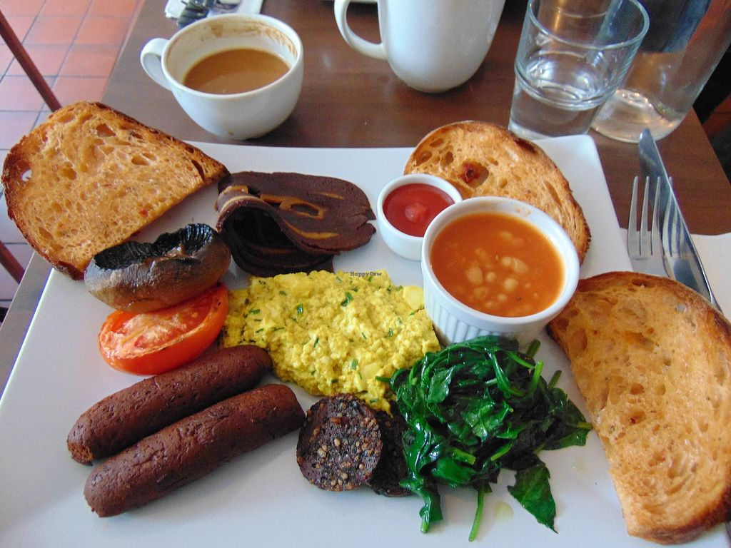 "Photo of Sova Vegan Butcher  by <a href=""/members/profile/jennyc32"">jennyc32</a> <br/>Full Irish breakfast (brunch menu) <br/> April 15, 2018  - <a href='/contact/abuse/image/53343/386158'>Report</a>"