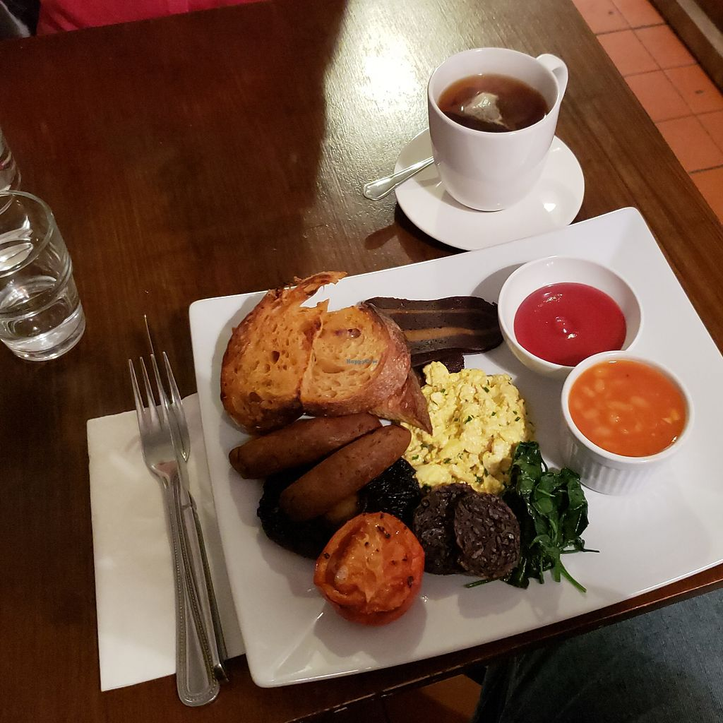 "Photo of Sova Vegan Butcher  by <a href=""/members/profile/reuvenk"">reuvenk</a> <br/>Irish breakfast <br/> April 19, 2018  - <a href='/contact/abuse/image/53343/388045'>Report</a>"