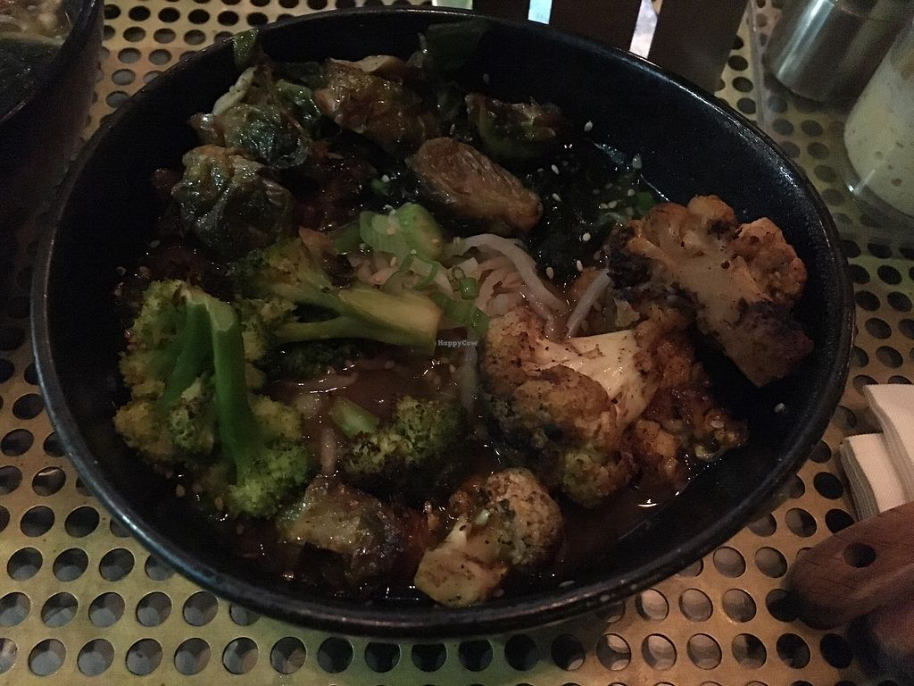 """Photo of Underbelly  by <a href=""""/members/profile/rborquez"""">rborquez</a> <br/>VEGAN SEEDY SIDE RAMEN <br/> August 3, 2017  - <a href='/contact/abuse/image/53352/288160'>Report</a>"""