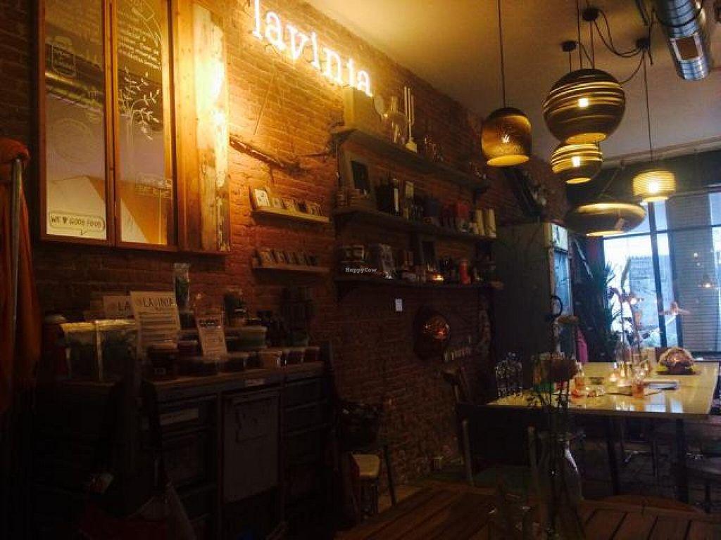 "Photo of Lavinia Good Food  by <a href=""/members/profile/JennJenn"">JennJenn</a> <br/>so cozy <br/> December 7, 2014  - <a href='/contact/abuse/image/53387/87388'>Report</a>"