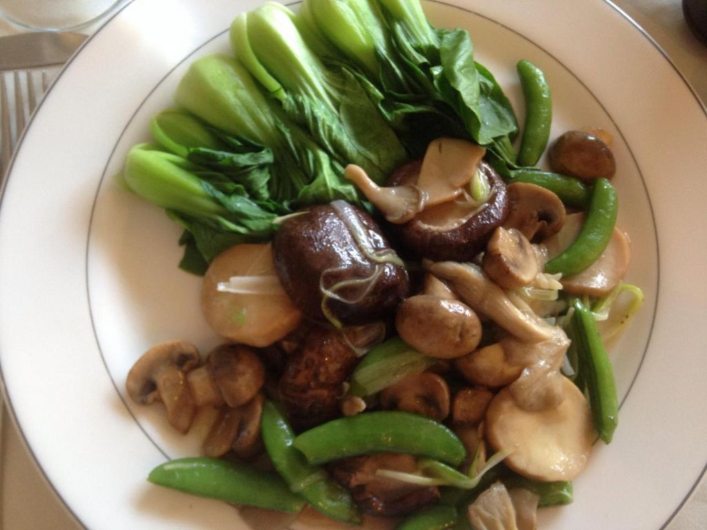 """Photo of Hunan Village II  by <a href=""""/members/profile/Brok%20O.%20Lee"""">Brok O. Lee</a> <br/>Vegan lunch deal - steamed <br/> November 28, 2014  - <a href='/contact/abuse/image/53409/86689'>Report</a>"""