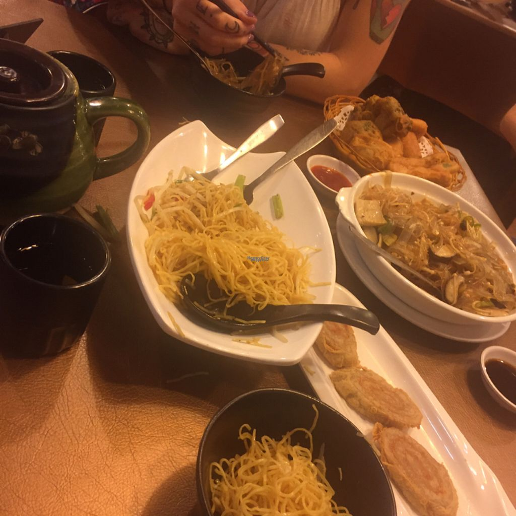 """Photo of Veggie Family  by <a href=""""/members/profile/app0410"""">app0410</a> <br/>Proper Chinese food, delish  <br/> August 19, 2016  - <a href='/contact/abuse/image/53426/170058'>Report</a>"""
