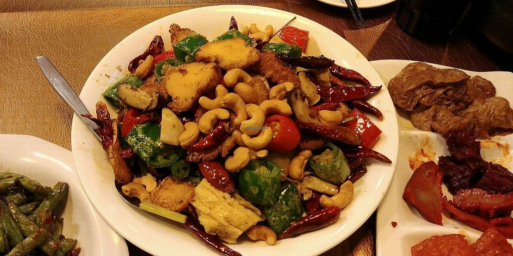 """Photo of Veggie Family  by <a href=""""/members/profile/BKKtortellini"""">BKKtortellini</a> <br/>Monkey Head Dry Pot <br/> October 1, 2017  - <a href='/contact/abuse/image/53426/310596'>Report</a>"""