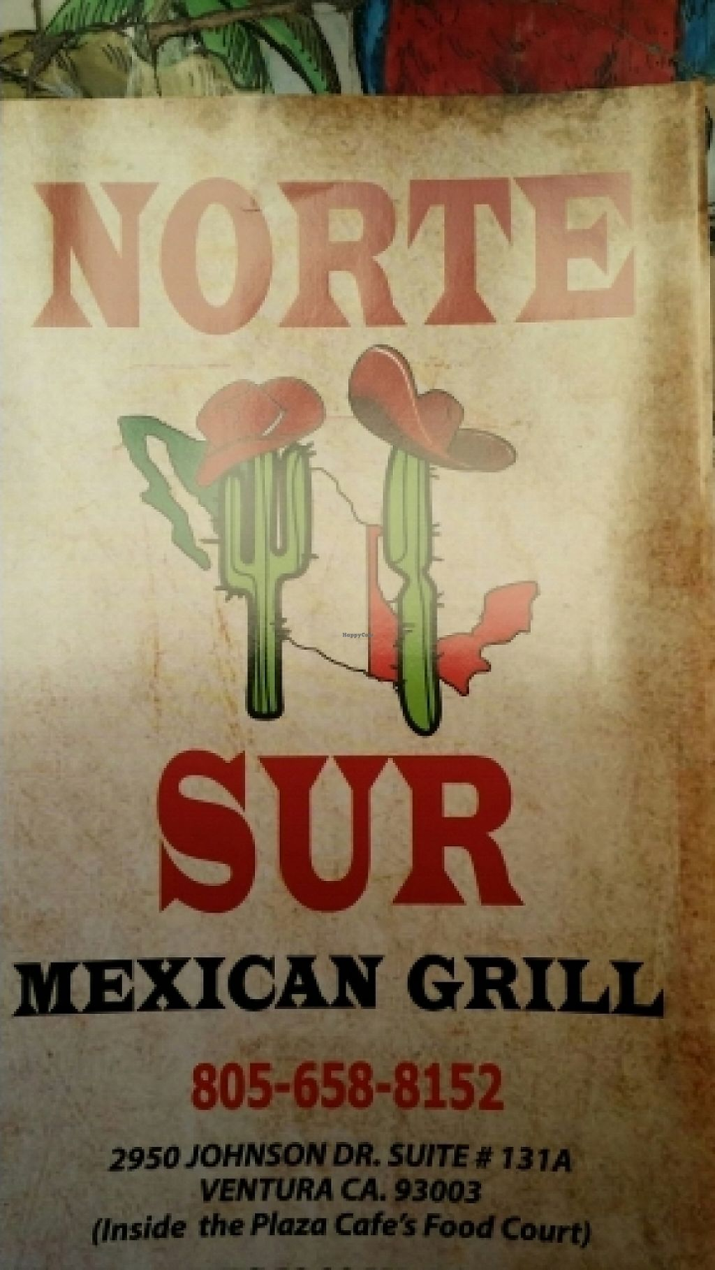 """Photo of Norte Sur  by <a href=""""/members/profile/catbone"""">catbone</a> <br/>Clever Cactus Fork & Knife  <br/> January 20, 2016  - <a href='/contact/abuse/image/53445/188966'>Report</a>"""