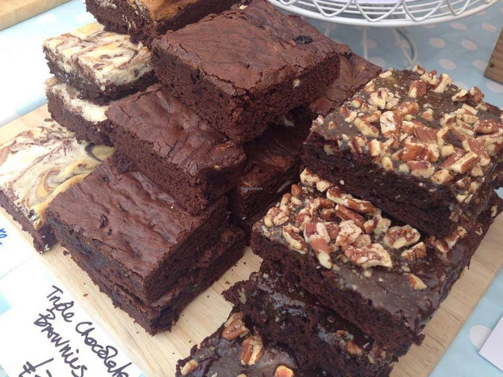 """Photo of Miriam's Munchies  by <a href=""""/members/profile/DanielleMoubarak"""">DanielleMoubarak</a> <br/>A selection of our homemade brownies.  <br/> December 9, 2014  - <a href='/contact/abuse/image/53450/87586'>Report</a>"""