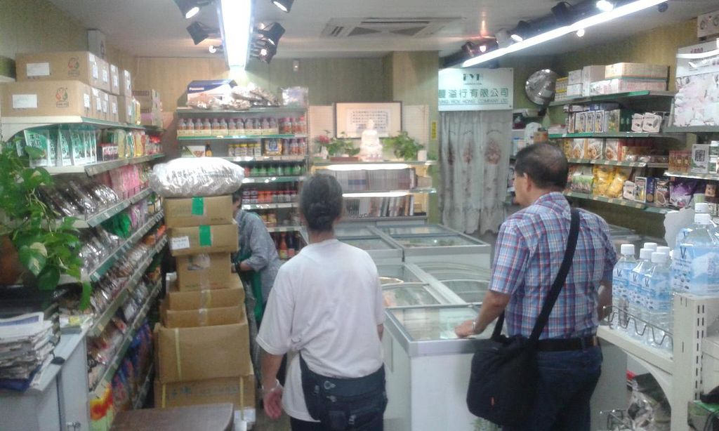 """Photo of So Yuen Tsai Bun Dim - Vegetable Garden Vegetarian Foods  by <a href=""""/members/profile/Stevie"""">Stevie</a> <br/>Inside <br/> April 20, 2015  - <a href='/contact/abuse/image/53479/99768'>Report</a>"""