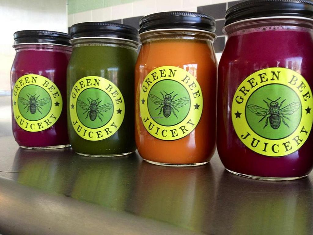 "Photo of Green Bee Juicery  by <a href=""/members/profile/community"">community</a> <br/>Green Bee Juicery <br/> December 1, 2014  - <a href='/contact/abuse/image/53503/86945'>Report</a>"