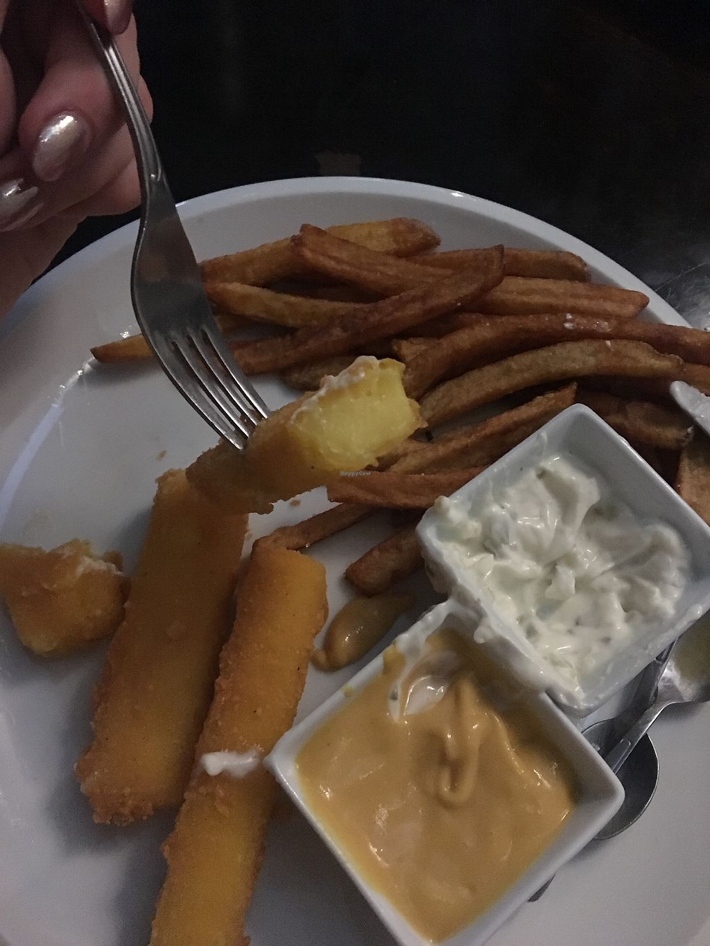 """Photo of Belzepub  by <a href=""""/members/profile/DomiGer"""">DomiGer</a> <br/>Fried cheese  <br/> November 5, 2017  - <a href='/contact/abuse/image/53523/322079'>Report</a>"""