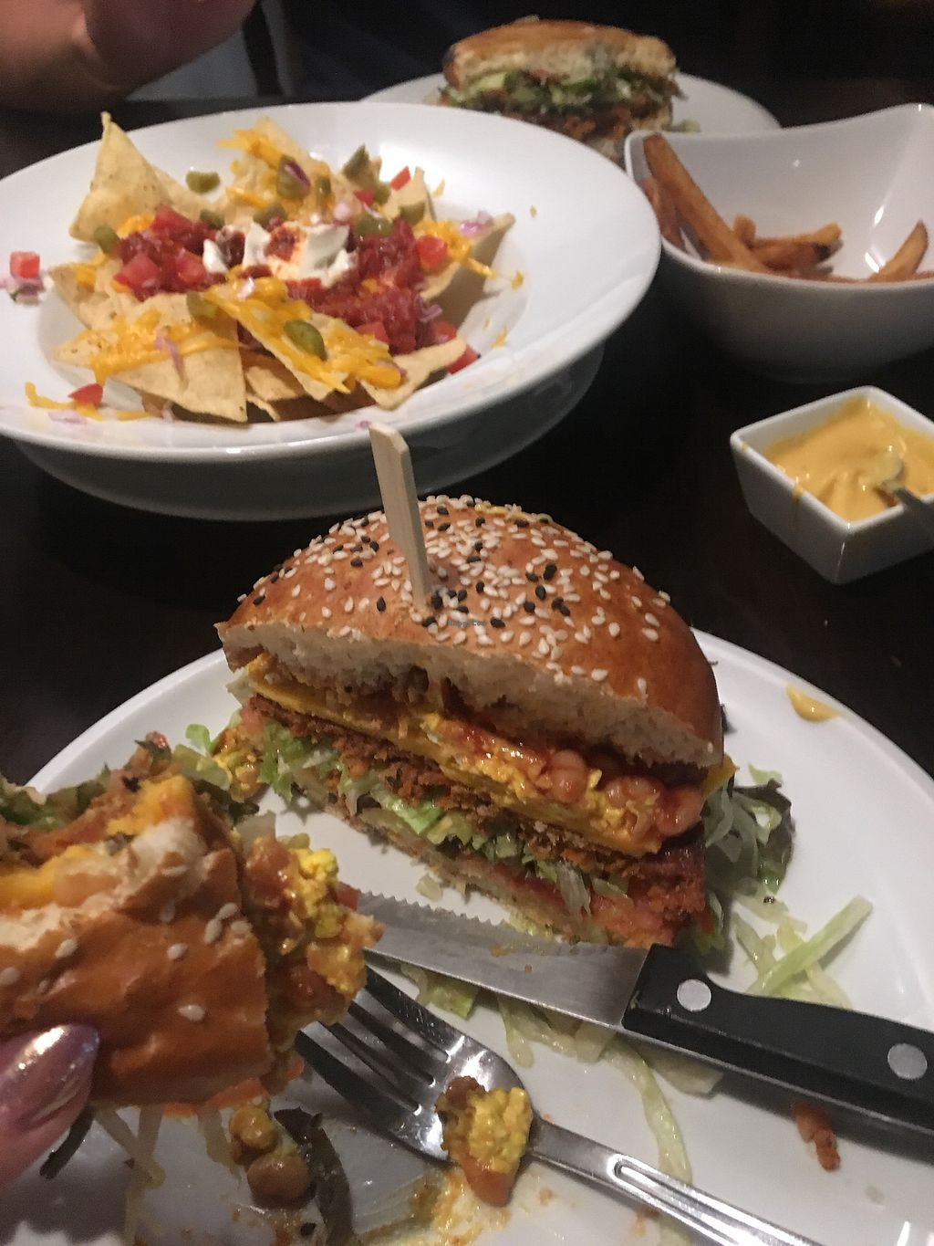 """Photo of Belzepub  by <a href=""""/members/profile/DomiGer"""">DomiGer</a> <br/>Beat vegan junk food  <br/> November 5, 2017  - <a href='/contact/abuse/image/53523/322084'>Report</a>"""