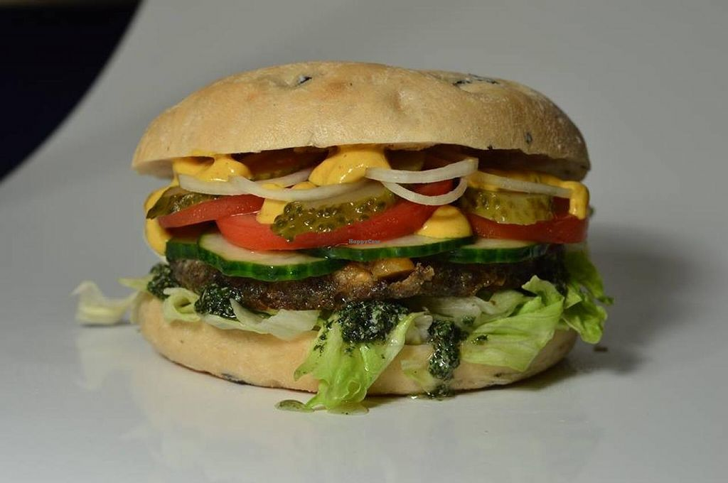 """Photo of Burger Green - Food Truck  by <a href=""""/members/profile/community"""">community</a> <br/>Burger Green Food Truck  <br/> March 4, 2015  - <a href='/contact/abuse/image/53541/94834'>Report</a>"""
