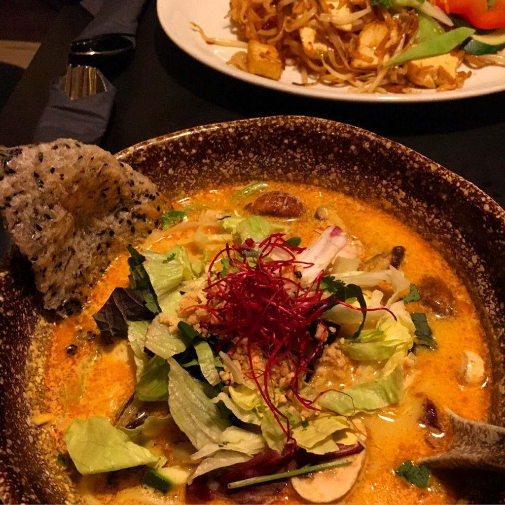 "Photo of Cat Tuong  by <a href=""/members/profile/SeitanSeitanSeitan"">SeitanSeitanSeitan</a> <br/>one of the soups and one noodle dish.  <br/> May 28, 2016  - <a href='/contact/abuse/image/53569/151180'>Report</a>"