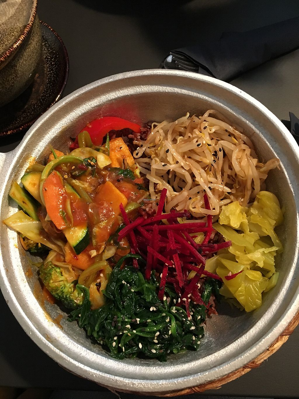 "Photo of Cat Tuong  by <a href=""/members/profile/Yuliya"">Yuliya</a> <br/>Zen bowl: spicy, nourishing and uplifting. (Wild rice) <br/> March 30, 2018  - <a href='/contact/abuse/image/53569/378238'>Report</a>"