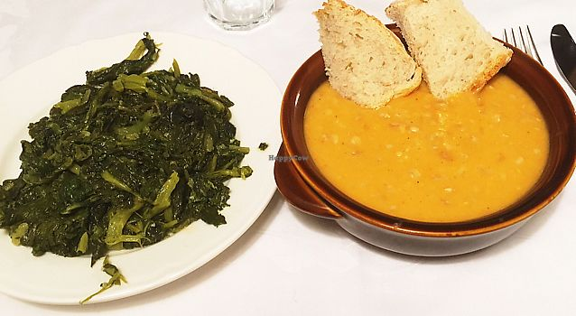 """Photo of Trattoria Enzo e Piero  by <a href=""""/members/profile/geminibec17"""">geminibec17</a> <br/>tasty Tuscan soup!  <br/> June 22, 2017  - <a href='/contact/abuse/image/53571/272308'>Report</a>"""