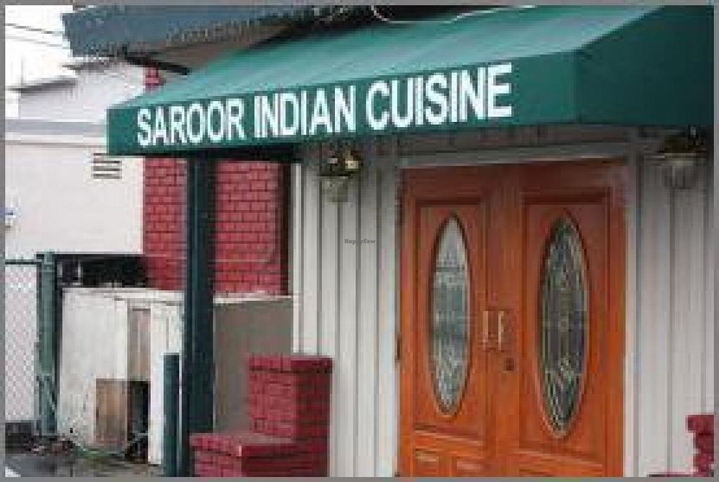 "Photo of Saroor Indian Cuisine  by <a href=""/members/profile/community"">community</a> <br/>Saroor Indian Cuisine <br/> December 5, 2014  - <a href='/contact/abuse/image/53587/87278'>Report</a>"