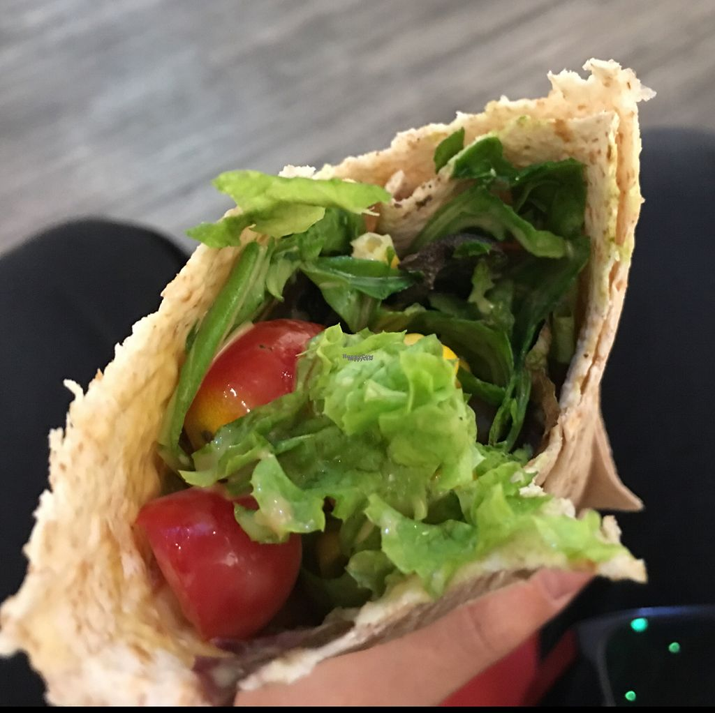 "Photo of youfresh  by <a href=""/members/profile/marky_mark"">marky_mark</a> <br/>salad wrap <br/> September 13, 2016  - <a href='/contact/abuse/image/53594/175464'>Report</a>"