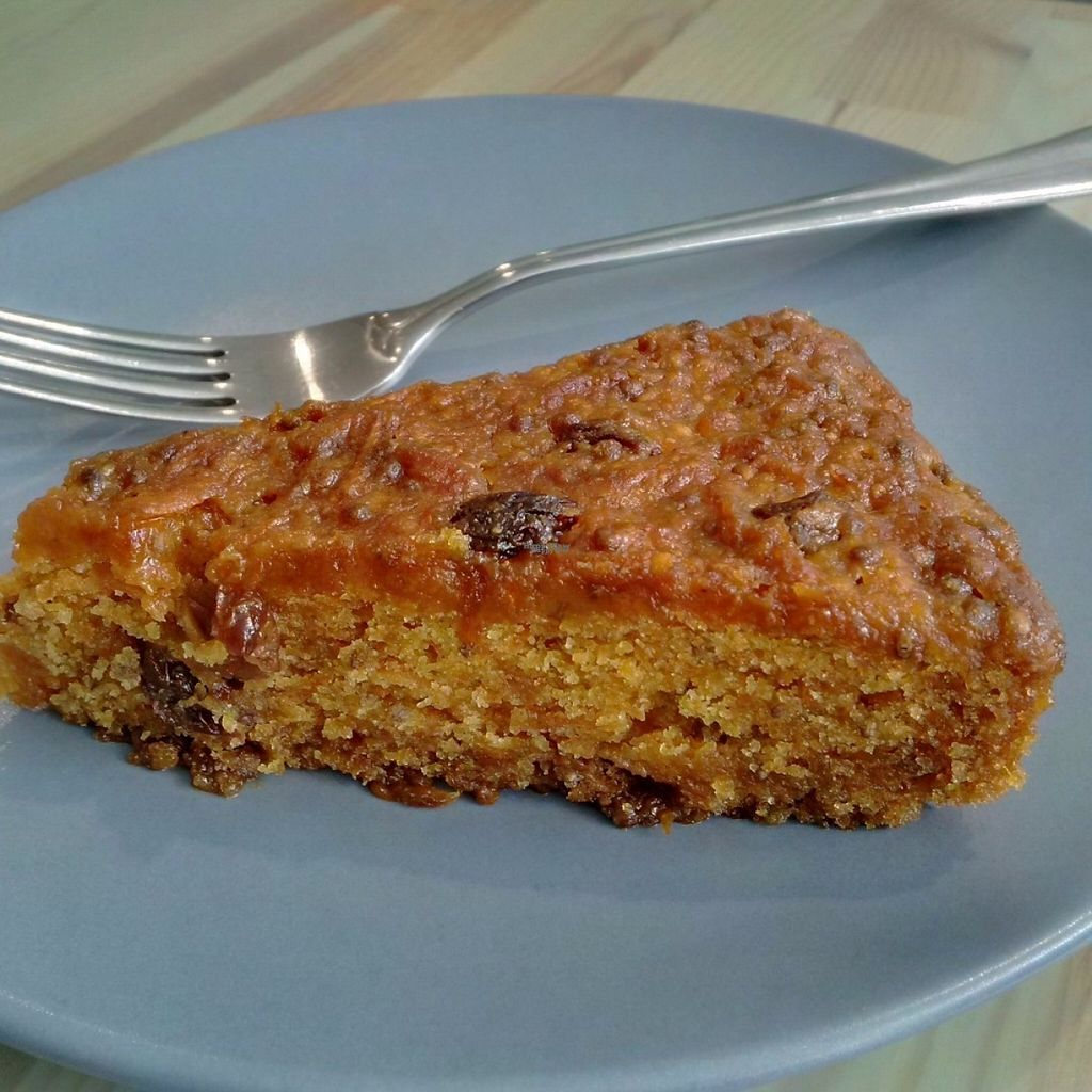 """Photo of Roots Vegetarian Cafe  by <a href=""""/members/profile/Veganolive1"""">Veganolive1</a> <br/>Vegan Carrot Cake <br/> August 11, 2016  - <a href='/contact/abuse/image/53616/167677'>Report</a>"""