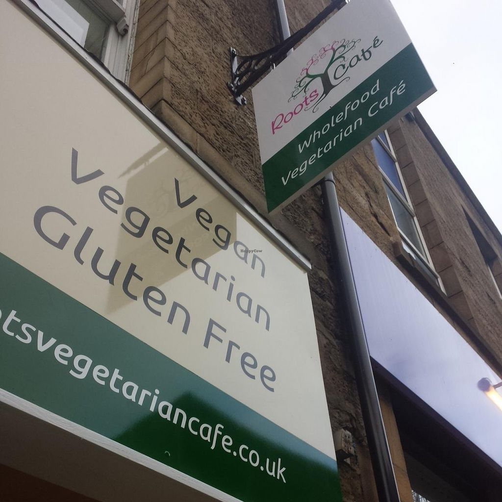 """Photo of Roots Vegetarian Cafe  by <a href=""""/members/profile/richardlanc"""">richardlanc</a> <br/>Roots Vegetarian Cafe <br/> December 6, 2014  - <a href='/contact/abuse/image/53616/87352'>Report</a>"""